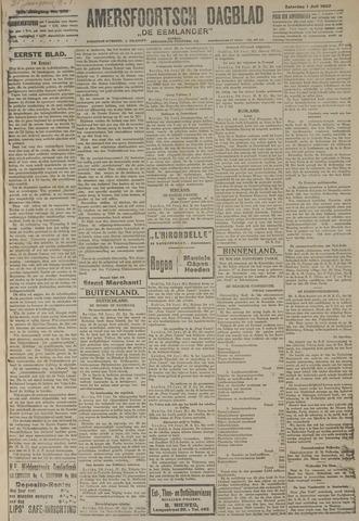 Amersfoortsch Dagblad / De Eemlander 1922-07-01