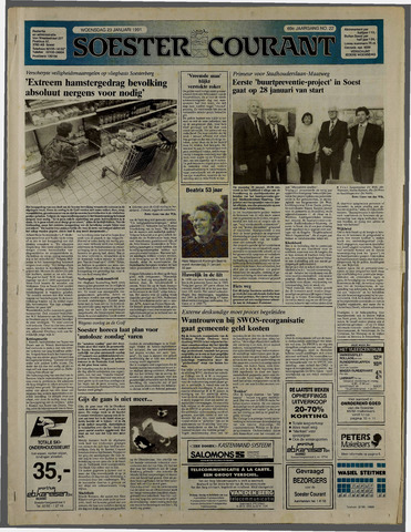 Soester Courant 1991-01-23