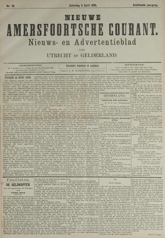 Nieuwe Amersfoortsche Courant 1889-04-06