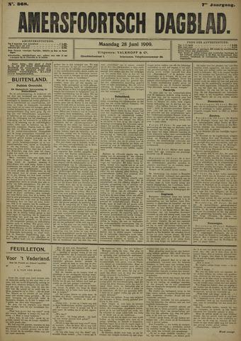 Amersfoortsch Dagblad 1909-06-28