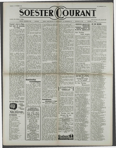 Soester Courant 1954-11-26