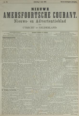 Nieuwe Amersfoortsche Courant 1892-06-04