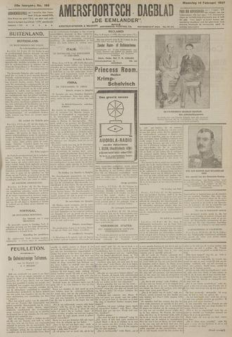Amersfoortsch Dagblad / De Eemlander 1927-02-14