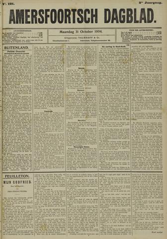 Amersfoortsch Dagblad 1904-10-31