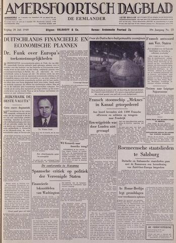 Amersfoortsch Dagblad / De Eemlander 1940-07-26