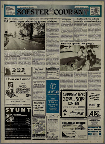 Soester Courant 1991-05-29