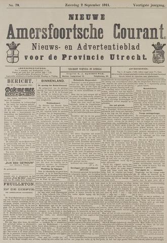 Nieuwe Amersfoortsche Courant 1911-09-02