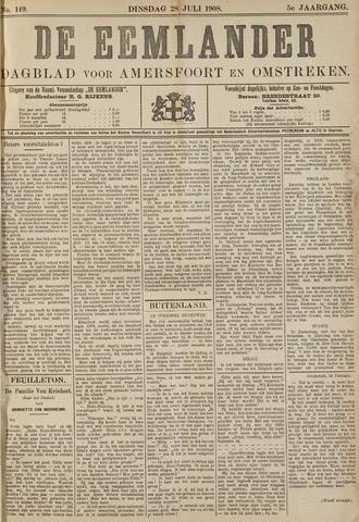 De Eemlander 1908-07-28