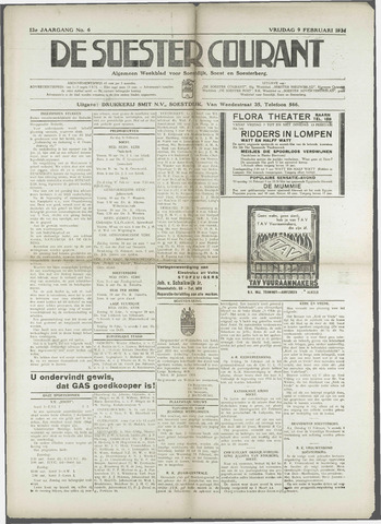 Soester Courant 1934-02-09