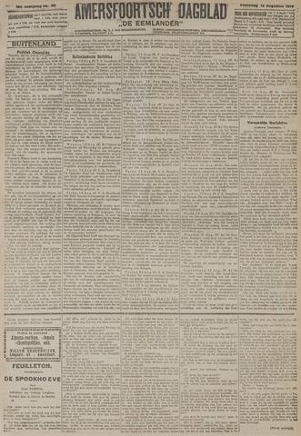 Amersfoortsch Dagblad / De Eemlander 1919-08-13