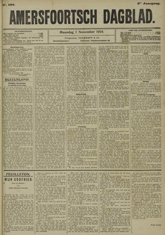 Amersfoortsch Dagblad 1904-11-07