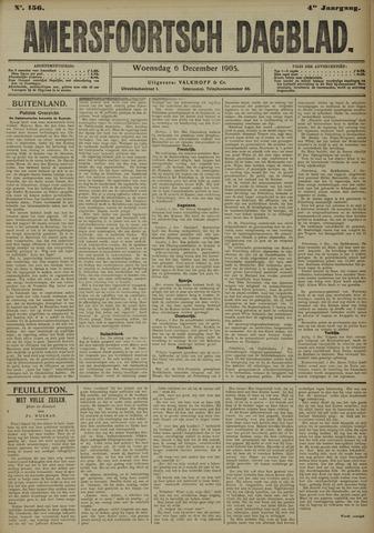 Amersfoortsch Dagblad 1905-12-06