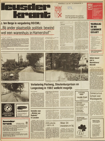 Leusder Krant 1981-06-04
