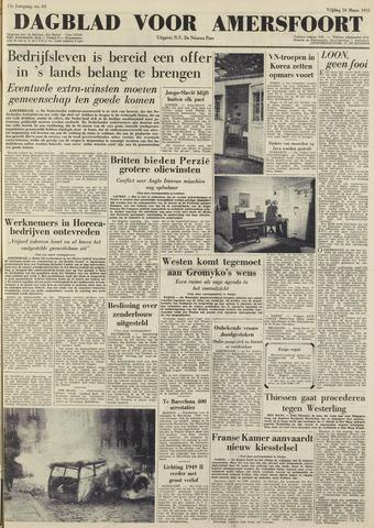Dagblad voor Amersfoort 1951-03-16