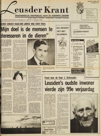 Leusder Krant 1974-10-10
