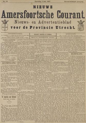 Nieuwe Amersfoortsche Courant 1897-07-03
