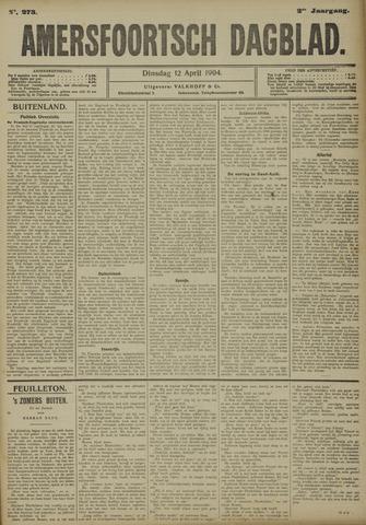 Amersfoortsch Dagblad 1904-04-12