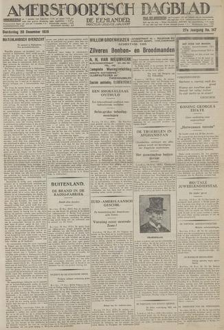 Amersfoortsch Dagblad / De Eemlander 1928-12-20