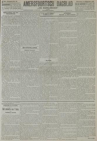 Amersfoortsch Dagblad / De Eemlander 1921-09-19