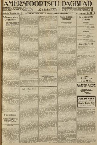 Amersfoortsch Dagblad / De Eemlander 1932-10-13