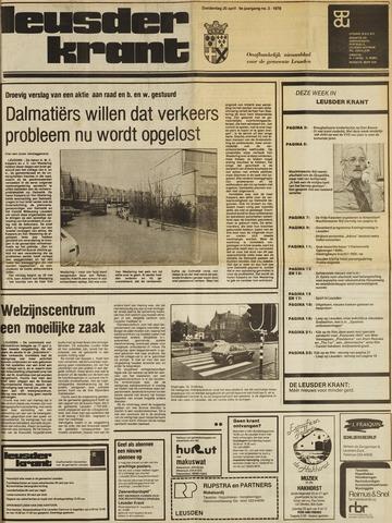 Leusder Krant 1978-04-20