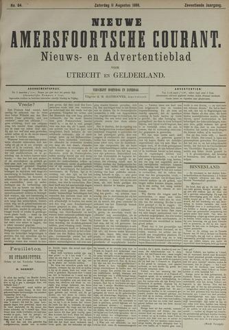 Nieuwe Amersfoortsche Courant 1888-08-11