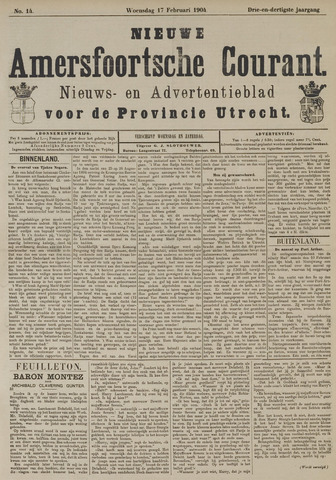 Nieuwe Amersfoortsche Courant 1904-02-17