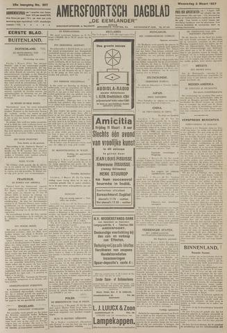Amersfoortsch Dagblad / De Eemlander 1927-03-02
