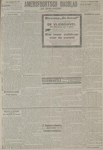 Amersfoortsch Dagblad / De Eemlander 1920-08-03