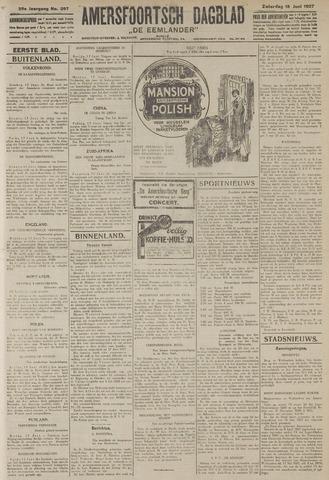 Amersfoortsch Dagblad / De Eemlander 1927-06-18