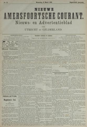 Nieuwe Amersfoortsche Courant 1890-03-12