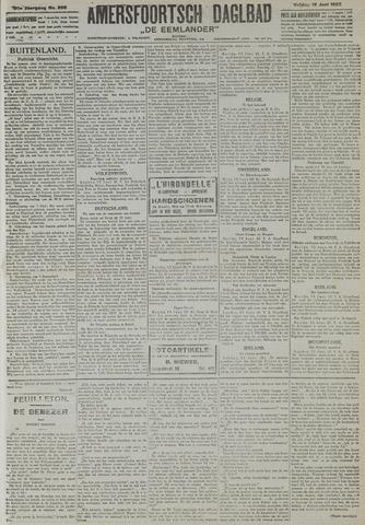Amersfoortsch Dagblad / De Eemlander 1922-06-16