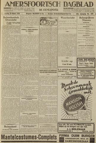 Amersfoortsch Dagblad / De Eemlander 1932-03-26