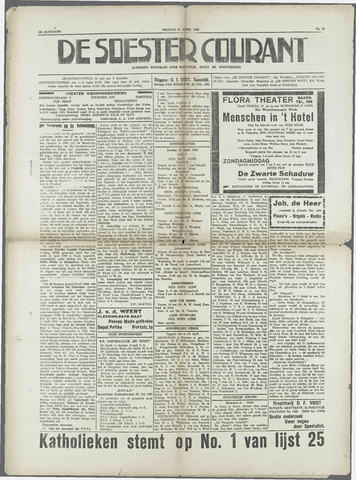Soester Courant 1933-04-21