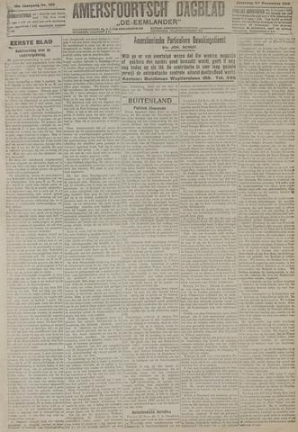Amersfoortsch Dagblad / De Eemlander 1919-12-27