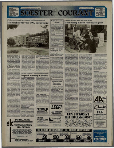 Soester Courant 1990-08-22
