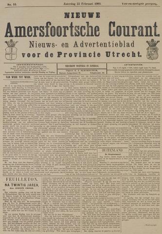 Nieuwe Amersfoortsche Courant 1905-02-25