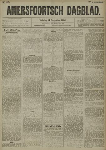 Amersfoortsch Dagblad 1908-08-14