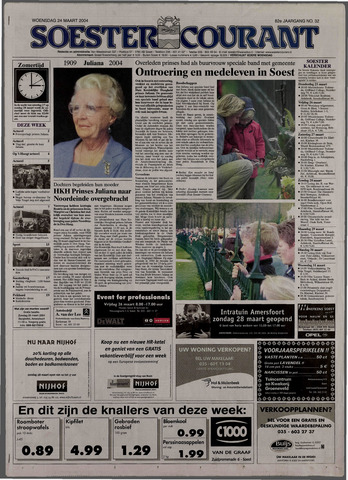 Soester Courant 2004-03-24