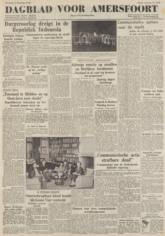 Dagblad voor Amersfoort 1948-09-15