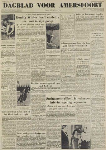 Dagblad voor Amersfoort 1950-01-20