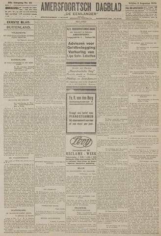 Amersfoortsch Dagblad / De Eemlander 1926-08-06