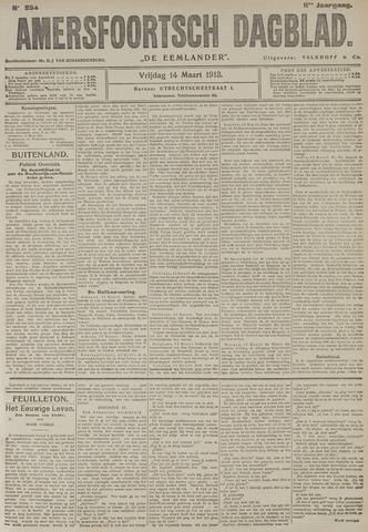 Amersfoortsch Dagblad / De Eemlander 1913-03-14