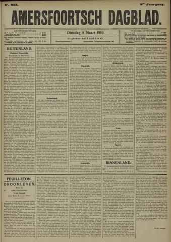 Amersfoortsch Dagblad 1910-03-08