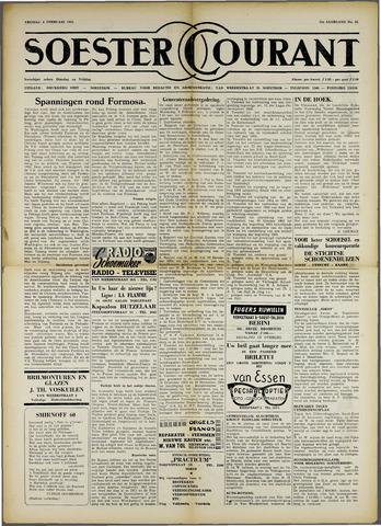 Soester Courant 1955-02-04