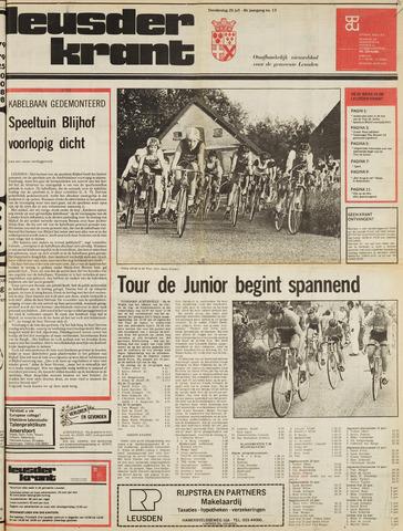Leusder Krant 1976-07-29