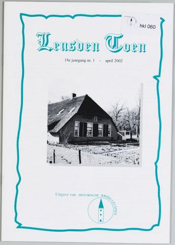 Historische Kring Leusden 2002