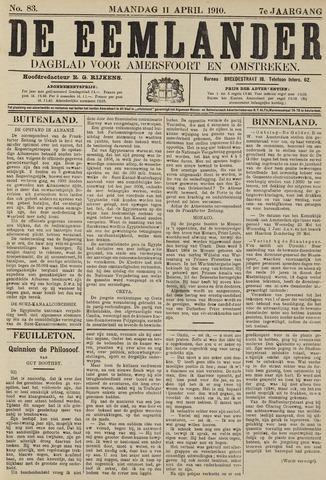 De Eemlander 1910-04-11
