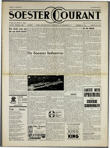 Soester Courant 1952-01-25