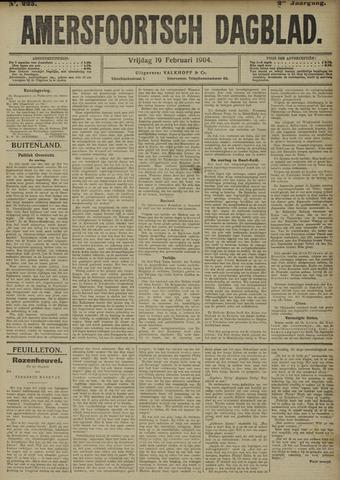 Amersfoortsch Dagblad 1904-02-19